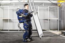 See: Hyundai Unveils an 'Iron Man' Suit, a Robot That You Can Wear