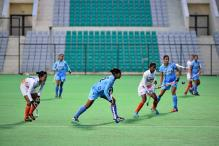 India Women Lose 0-2 to Great Britain in First Hockey Test