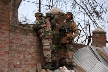 Security Forces Kill 5 Terrorists in J&K's Kupwara, 2 Jawans Injured