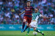 Mixed Emotions for Barcelona's Rakitic Ahead of Sevilla Final