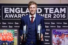 Joe Root Bags Hat-Trick of England Cricket Awards