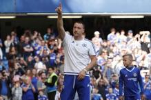 Tearful John Terry Tells Chelsea Fans: 'I Want to Stay'