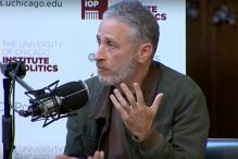 Watch: Jon Stewart Rips Apart Donald Trump and His Ideology