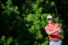 Jordan Spieth Sizzles With 66 but Simpson Leads in Texas