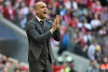 Winless Run Just Part of Football, Says Pep Guardiola