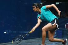 Joshna Chinappa Improves to 13th in Squash Rankings
