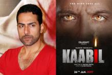 Sudhanshu Pandey to Make His Version of 'Kaabil' in Tamil