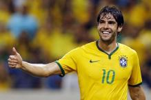 Kaka Called up for Brazil's Centenary Copa America Squad
