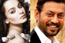 Kangana Has Gone Out of Reach: Irrfan Khan