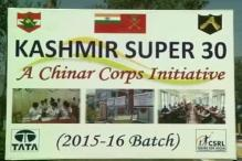 15 Kashmiri Students Crack IIT-JEE Mains With Army's Help