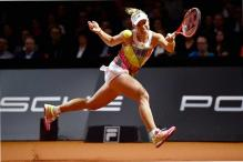 Angelique Kerber Crashes Out in Madrid