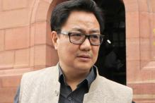Chidambaram Changed Affidavit in Ishrat Encounter Case: Rijiju