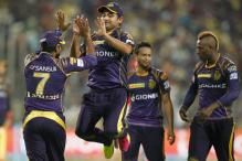 Andre Russell's Four-for Guides Kolkata to 7-Run Win Over KXIP