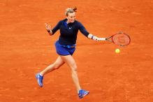 Kvitova Survives Kovinic Scare To Reach French Open Second Round