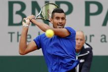 Nick Kyrgios Involved in 'Shouting' Row at French Open