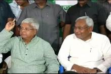 Nitish Kumar is the Leader, No Confusion Between Us: Lalu Yadav