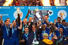 Jamie Vardy Brace Crowns Leicester City Title Party