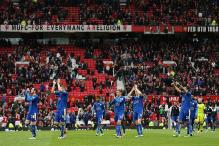 Leicester Draw at Manchester United to Move to Brink of EPL Title