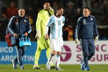 Lionel Messi Worries Argentina With Back Injury in 1-0 Win