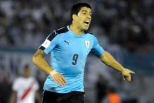 Luis Suarez Leads Uruguay Squad for Copa America