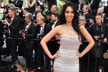 Cannes 2016: Mallika Sherawat Stuns in a Georges Hobeika Gown