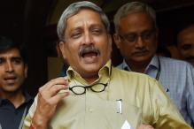 Home Ministry Needs to Take Call on AFSPA Withdrawal in J&K: Manohar Parrikar