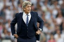 Lady Luck Deserts Man City in Madrid Elimination, Says Pellegrini