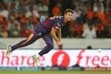 Pune Supergiants' Mitchell Marsh Ruled Out of IPL With Side Strain