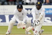 2nd Test: Sri Lanka's Mathews Leads from Front to Frustrate England