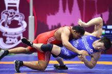 Indian Wrestler Mausam Khatri Misses Olympic Berth by a Whisker