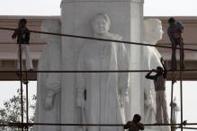 UP Polls: BSP Supporters Bank on Mayawati Statues