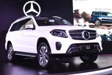 Mercedes-Benz GLS 350d: The 'S-Class of SUVs' Comes to India