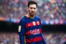 Barcelona Defend Lionel Messi Social Media Campaign