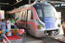 DMRC Conducts Trial Run of India's First Driver-less Metro