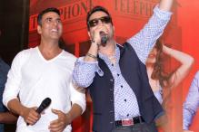 Akshay Kumar Is Very Lucky For Me: Mika Singh