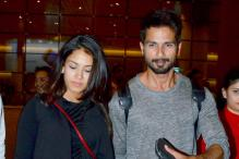 Notice the Bump? Parents-to-be Mira and Shahid Spotted at the Airport
