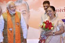 BJP Seeks Feedback of Bureaucrats on Gujarat CM Anandiben's Rule