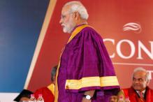 Modi 'Slightly Changed' Name in MA II Admission Form: Gujarat University