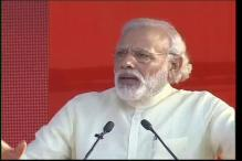 PM Highlights Govts' Achievement At Mega Rally in Saharanpur