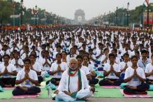 Make Yoga a Mass Movement, Modi Tells Ministers