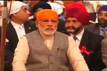 PM Modi Meets Bhai Ganga Singh Gurudwara in Tehran