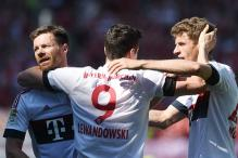 Robert Lewandowski Fires Bayern Munich to Fourth Title in a Row