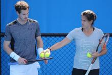 Murray Says Lack of Time, Major Titles Led to Mauresmo Split