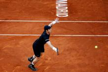 Andy Murray Downs Radek Stepanek in Madrid