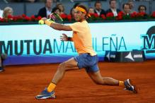 Rafael Nadal Wins Opening Match in Rome