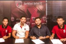 NorthEast United FC Sign Youngsters Jerry, Chhangte