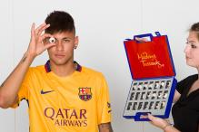 Wax Figure of Neymar Unveiled by Madame Tussauds