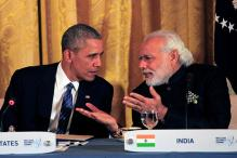 Modi-Obama Meeting to Last for Over Two Hours