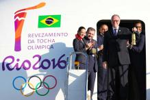Rio Olympics Torch Relay Kicks Off in Brazil