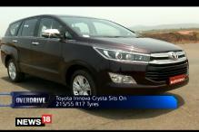 Overdrive: All You Need to Know About Toyota's Innova Crysta